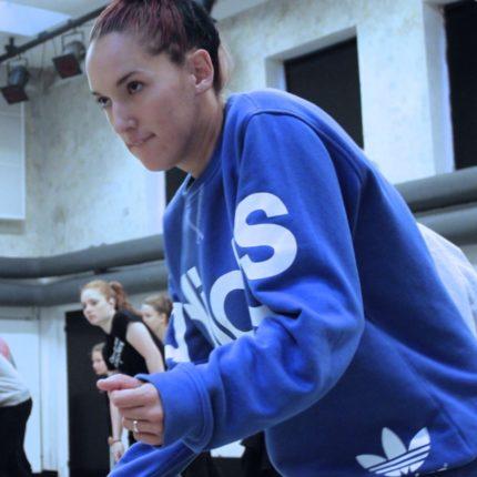 Nellie Berthel Underviser Danseuddannelsen