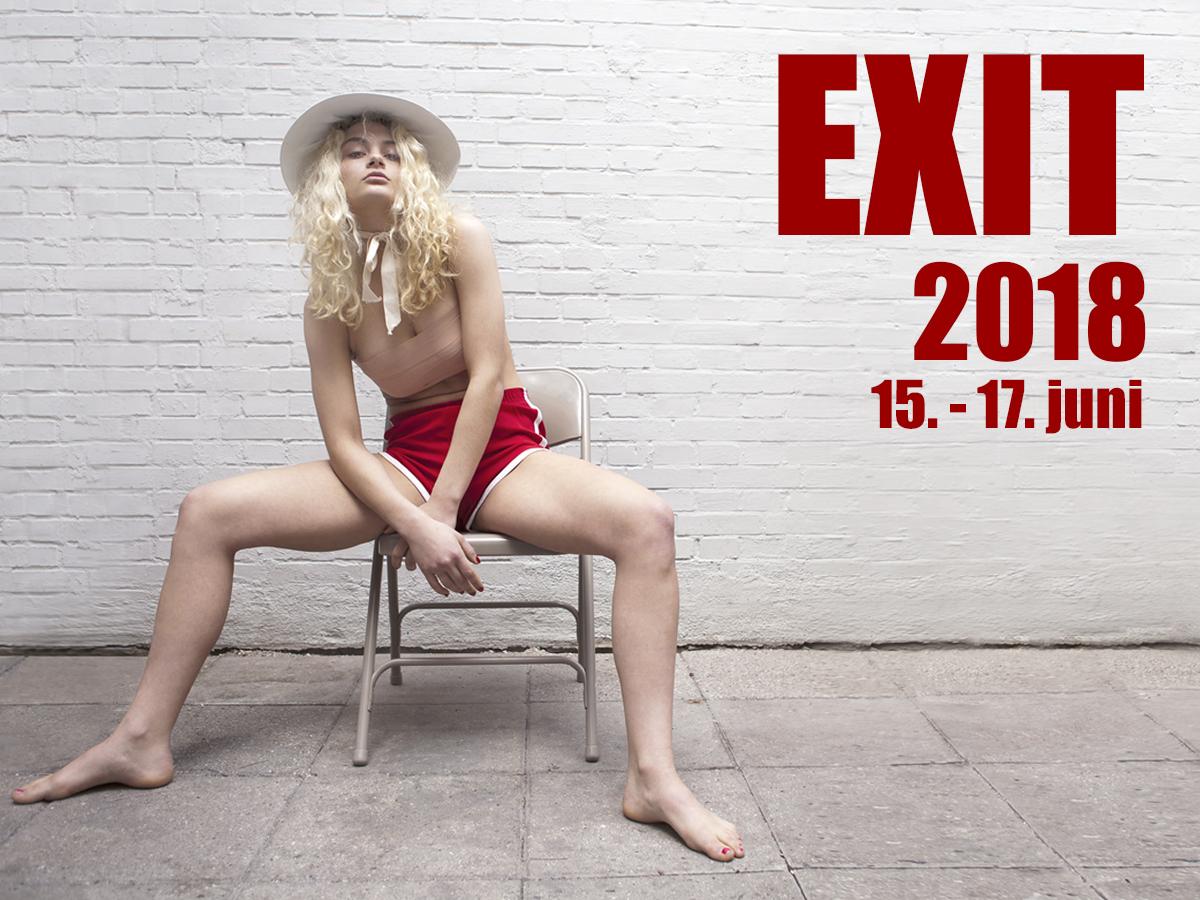 EXIT2018 15. – 17. Juni