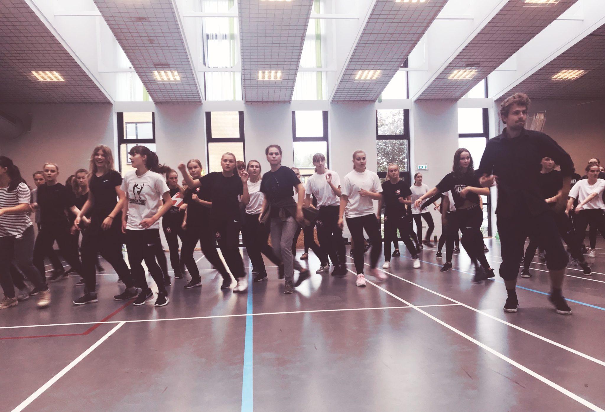 Stepz Danselinje