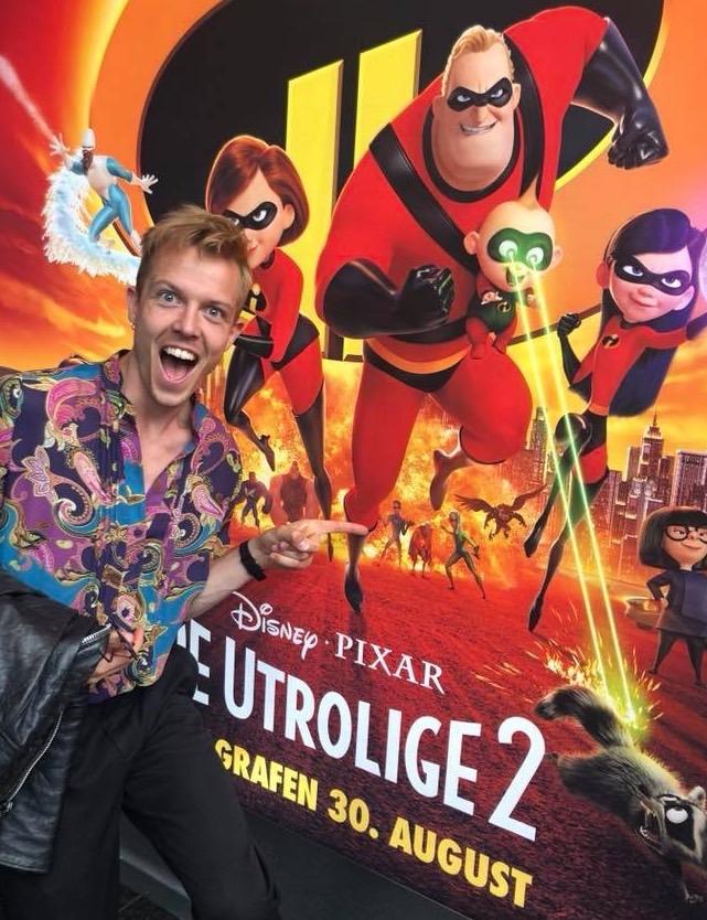 Anders Bilberg - De Utrolige 2