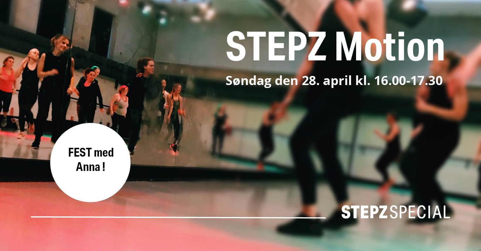 STEPZ Motion M. Anna 28/4