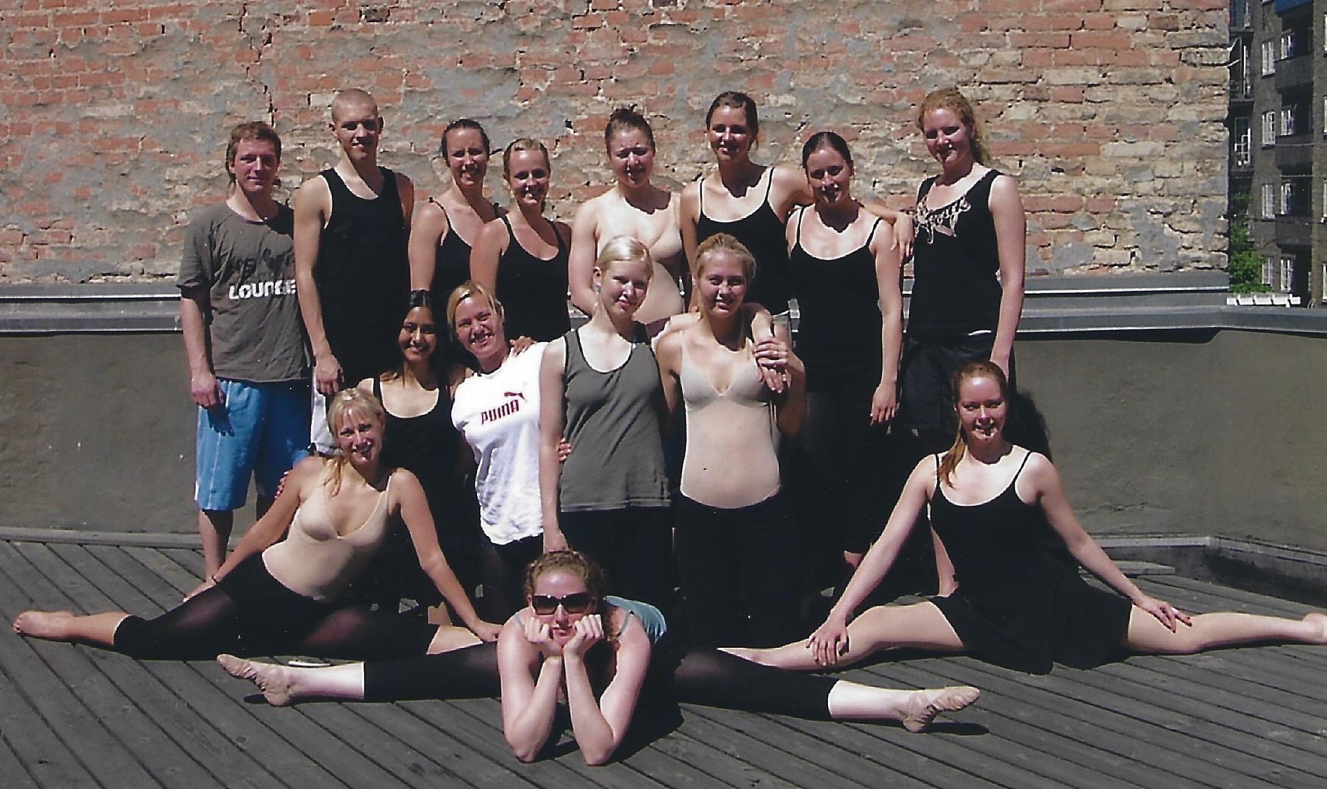Danseuddannelsen 2005-2006