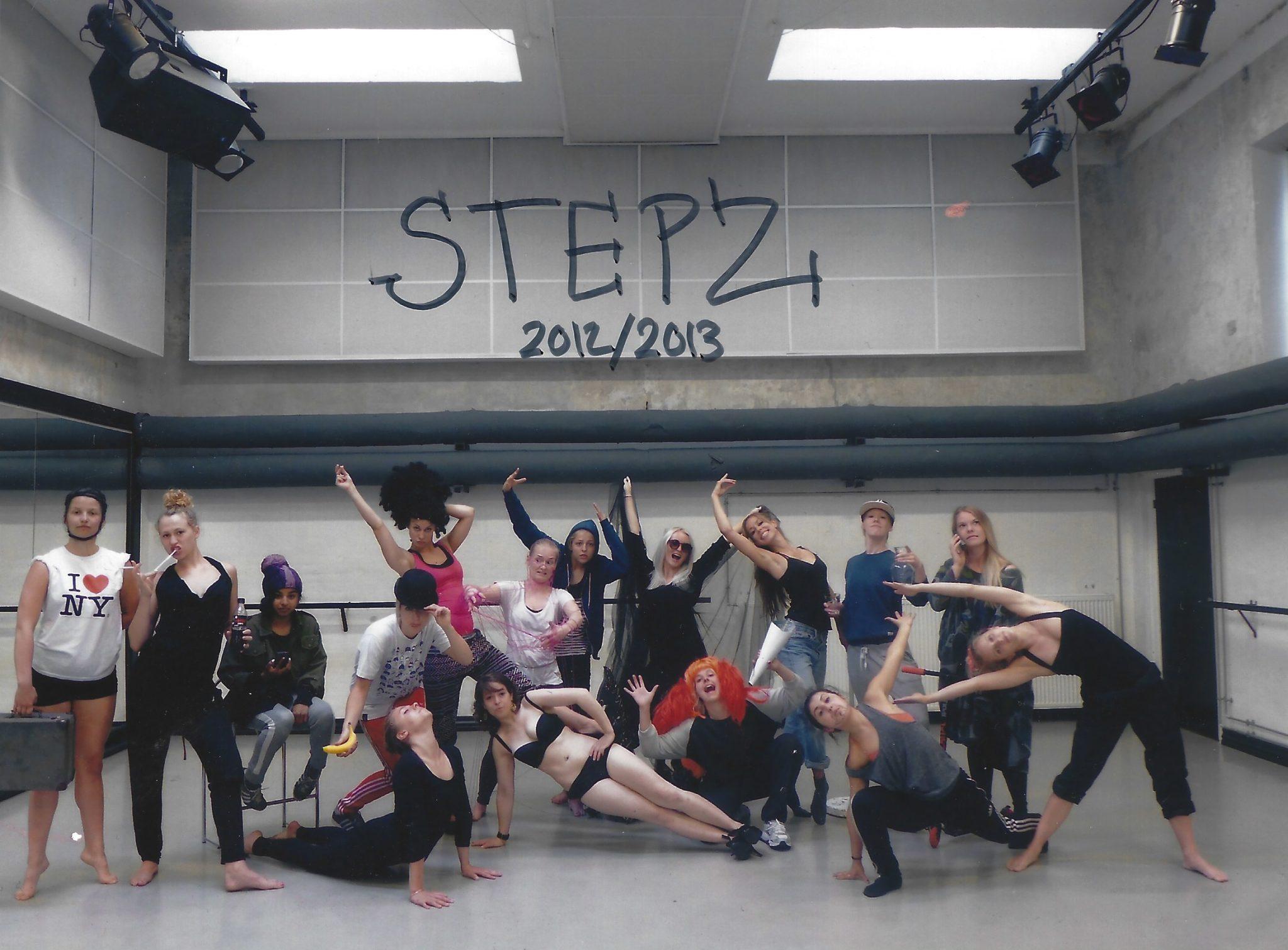 Danseuddannelsen 2012-2013