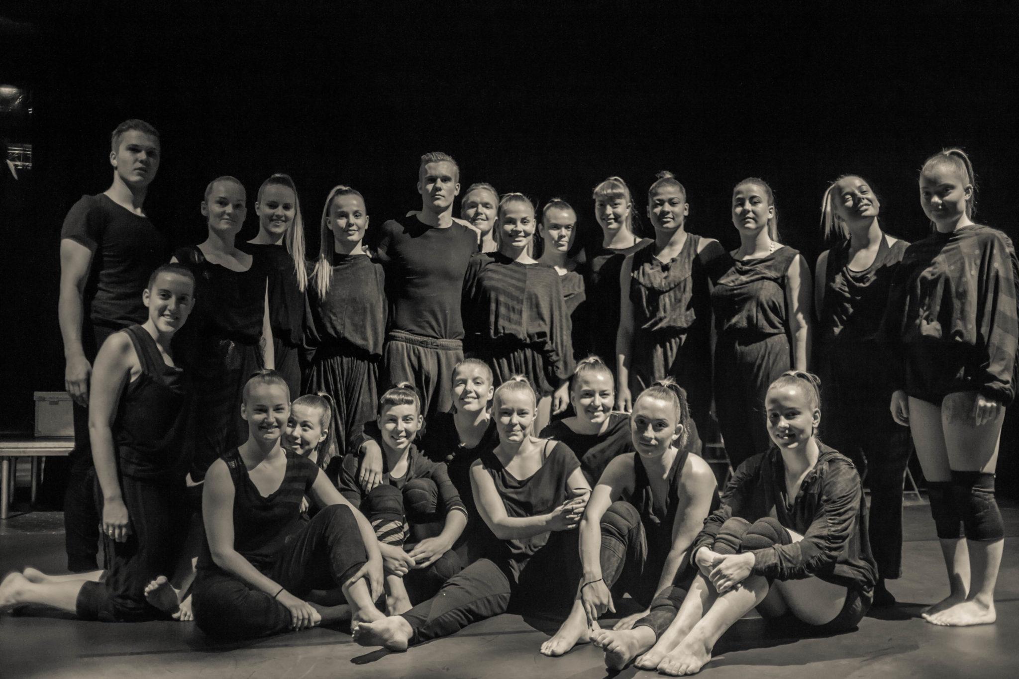 Danseuddannelsen 2013- 2014