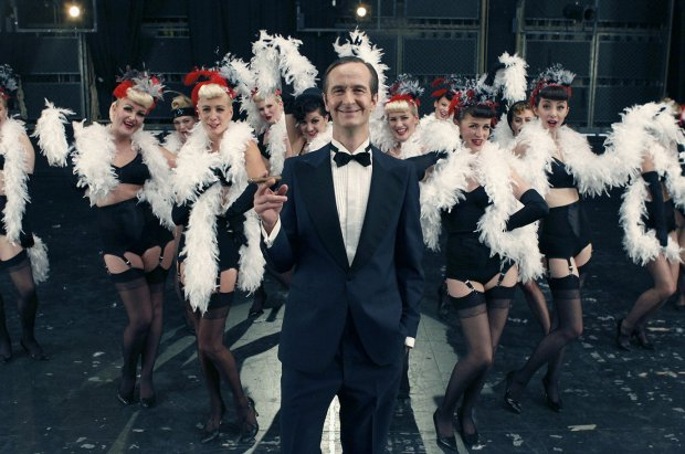 Mette Truelsen danser i Dirch film 2010