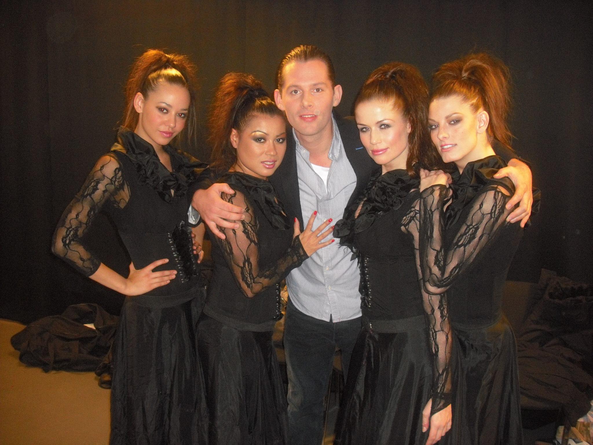 Mette Truelsen danser for Rasmus Seebach 2010