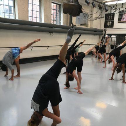 Horton Teknik På STEPZ Danseuddannelse