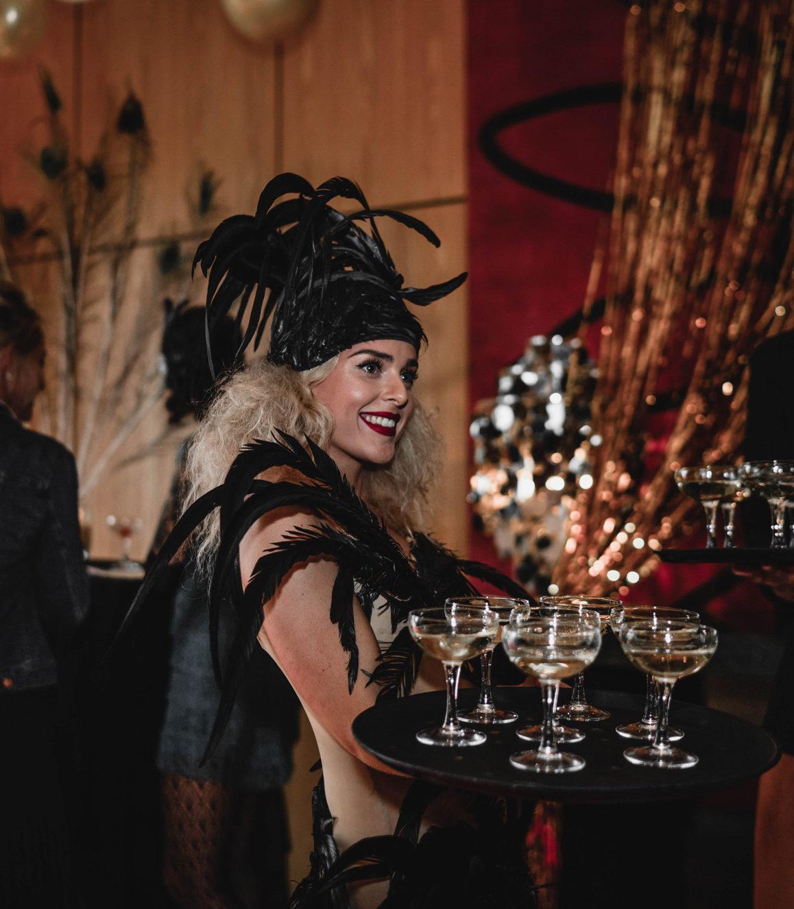 Great Gatsby Event/Adina