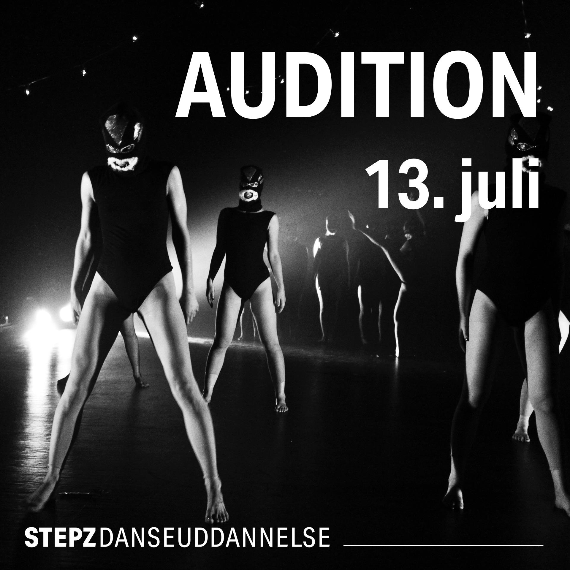STEPZ Danseuddannelse audition