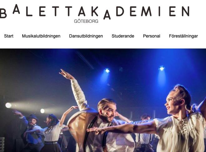 Balettakademien Göteborg