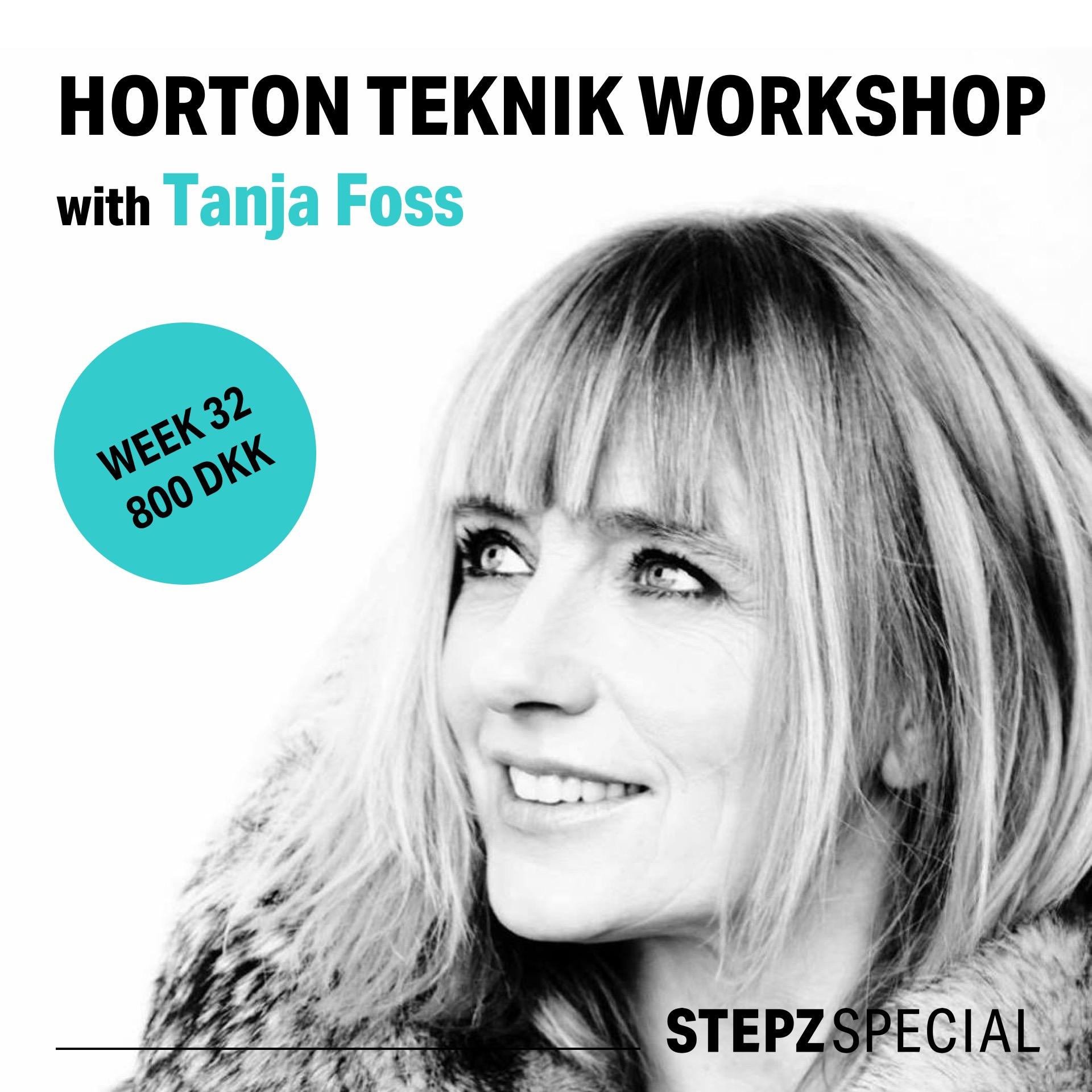 Tanja Foss / Horton Teknik