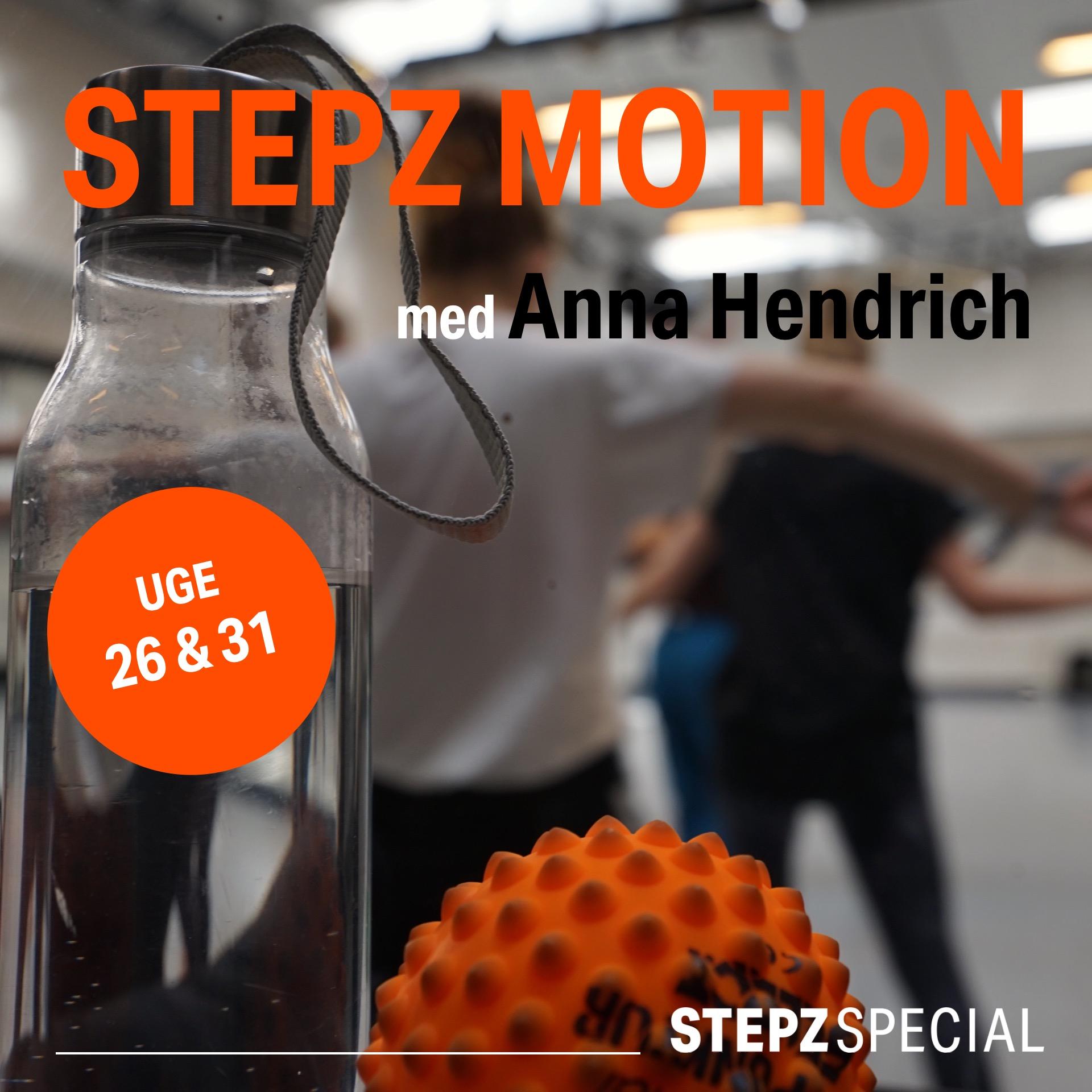 STEPZ motion
