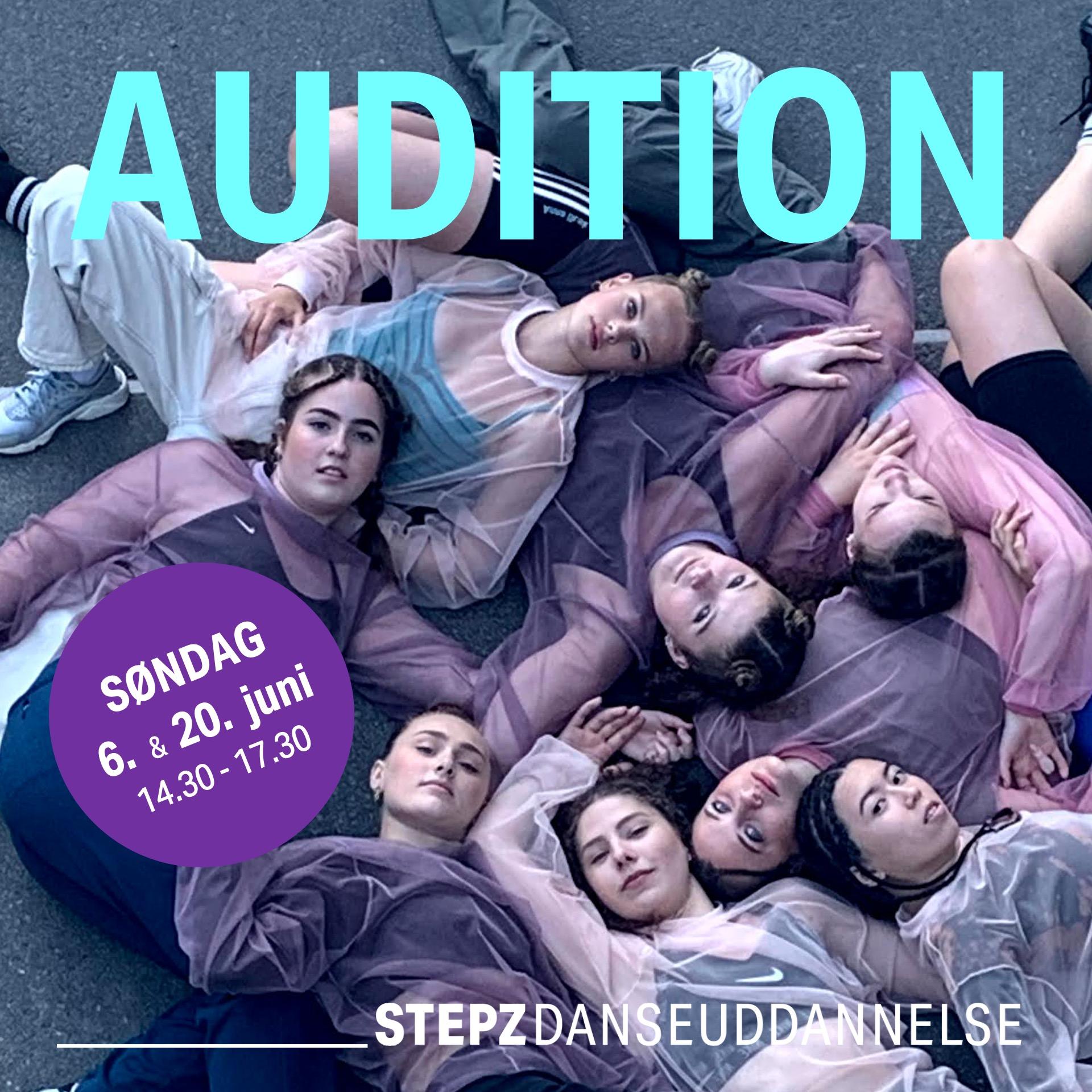 Danseuddannelsen Audition