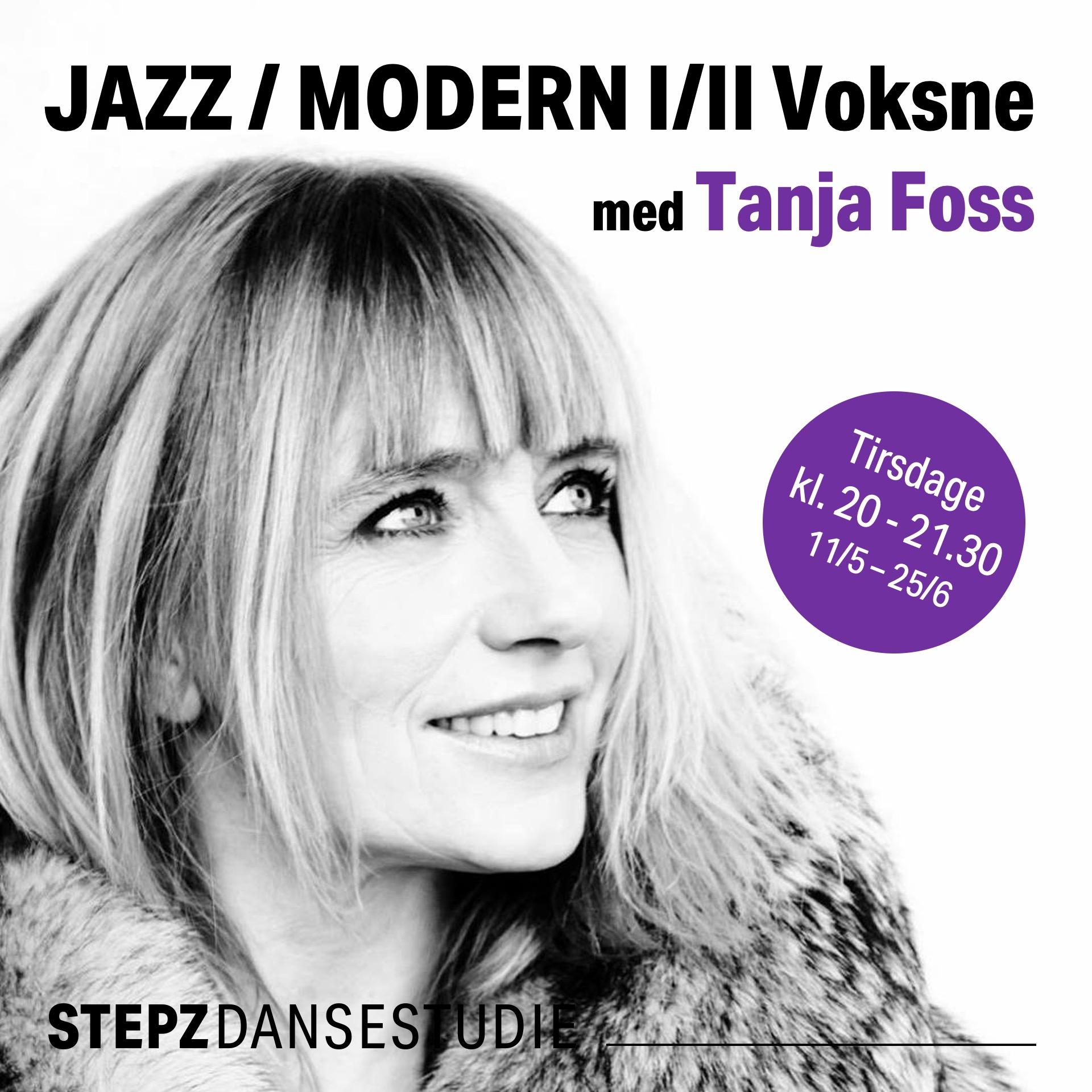 Jazz/Modern m. Tanja Foss